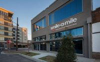 Smile-A-Mile's new downtown Birmingham facility celebrated