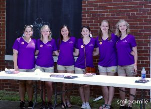 spring fling volunteer