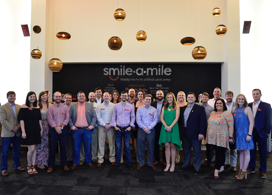 smile-a-mile jr. board of directors