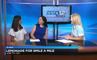 12 Talk: Smile-A-Mile hosting community wide lemonade event